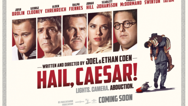 Hail, Caesar! The Coen Brothers: would that TWER so simple