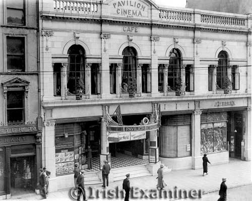 The Old Cinemas go for a Pint
