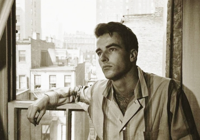 Montgomery Clift is Homeless
