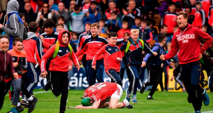 Cork v Tipperary Part 2   We kept the faith.