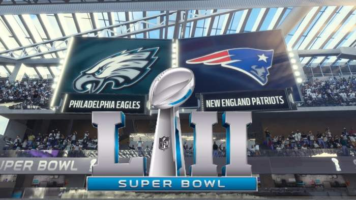 Super Bowl LII – Aw or Awe?